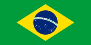 Cropped Flag of Brazil